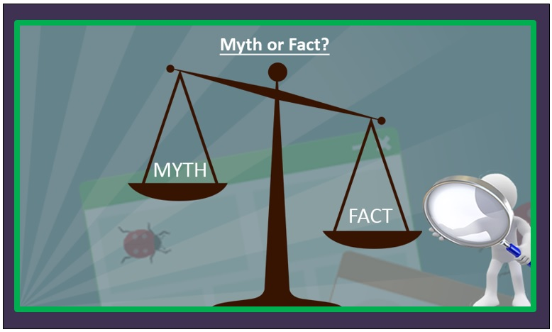 Testing Myth or Fact