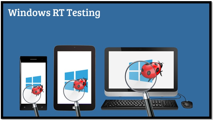 Windows Apps Testing for Windows RT