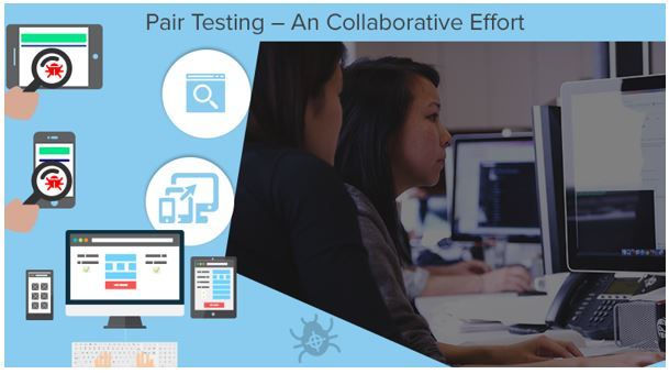 Pair Testing – A Collaborative & Lucrative Effort